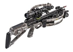 Tenpoint Seige Rs410 Crossbow Package - Acuslide Crank 6 Arrows And More