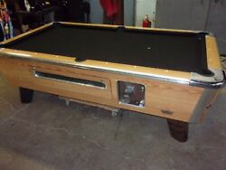 Valley 7 Ft. Coin Op Pool Table Pt280