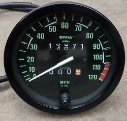 Bmw Airhead R80g/s R65g/s Motometer Speedometer Tested