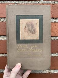 Anne Of Green Gables L M Montgomery 1908 First Edition Third Impression