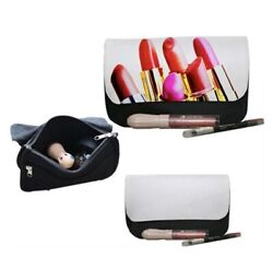 Sublimation Cosmetic Bags Blank $6.00