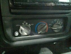 Temperature Control Ac With Rear Defrost Fits 94-96 Firebird 391284