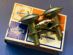 Vintage Heater Valve Fits 1967 Ford Fairlane And Falcon W/ A/c