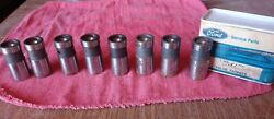 Ford Fe 352 390 406 410 427 428 Nos Mechanical Lifter Solid Tappets C4az-6500-b