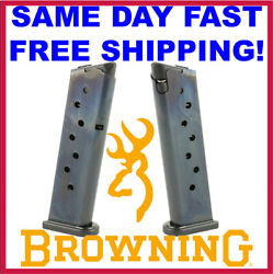 Browning 1911-380 Magazine 8 Round 380 Acp 112055192 Same Day Fast Free Shipping
