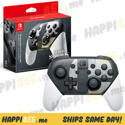 Nintendo Switch Pro Controller Super Smash Bros. Ultimate Edition🍯video Game