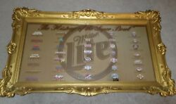 Miller Lite The History Of The Superbowl Mirror