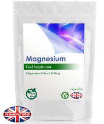 Magnesium Citrate 600mg
