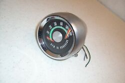 64 65 66 67 68 Oldsmobile Olds Cutlass 442 Console Tachometer W/cup Tach Orig Gm