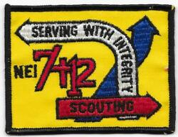 7412 Nei National Executive Institute Schiff Reservation Boy Scouts Of America