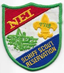 7713 Nei National Executive Institute Schiff Reservation Boy Scouts Of America
