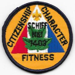 7403 Nei National Executive Institute Schiff Reservation Boy Scouts Of America