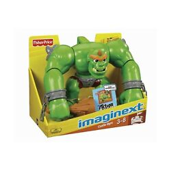 Imaginext Fisher-price Castle Ogre Age 3 - 8 Years