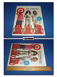 4/13/2008 Target 24 Page Unread Department Store Catalog | Buy 2 Get 1 Free