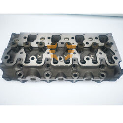 For Perkins 404c-22t 404c-22 404c Cylinder Head With Valve