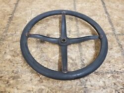 1920 - 1924 Ford Model T Rubber Steering Wheel 16and039and039