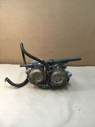96 Yamaha Xv1100 Xv 1100 Serviceable Carburetors Oem Need Cleaning And Service