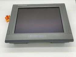 Furuno Mu-201cr Monitor Unit 20.1 Color Lcd Monitor Not Tested-for Parts