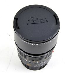 Leica Objectif Apo-summicron-m 12/90mm Made In Germany