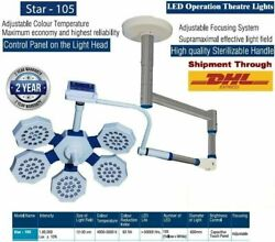 Laminar Flow Compatibility Ot Surgiacal Examination Light Or Lamp Single Dome