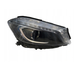 Mercedes-benz A W176 Front Right Headlight Unit Lhd A1768202861 New Genuine