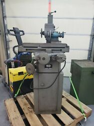 K.o. Lee B300x Tool And Cutter Grinder Includes Indexer And Attachment
