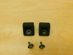Windshield Wiper Arm Stops 1969-1970 Gm Full Size Cars - 2 Of The 4 - 70bw1-1e1