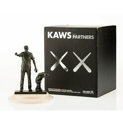 Kaws Partners By Medicom Toys - Black. Comes With Original Packaging.