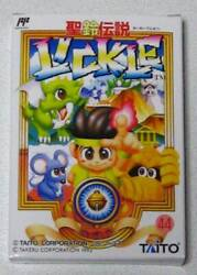 Nintendo Family Computer Little Samson Lickle Software Taito Corporation Used