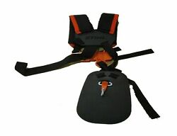 Stihl 4119-710-9001 Oem Standard Harness For Trimmers And Brushcutters