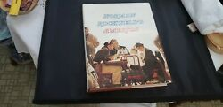 Norman Rockwells America Hard Back Book By Christopher Finch Beautiful