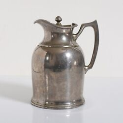 Antique Pitcher Stanley Insulating Co Thermos Andrew Jackson Hotel New Orleans.