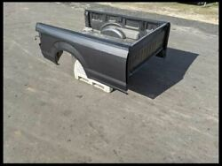 2015-2019 Ford F150 Pickup Truck Long Extended Bed Box J7 Magnetic 8 Foot Oem