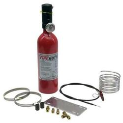Fire Bottle Rc-250 Sprint Car Fire Suppression System 2.5 Lbs.