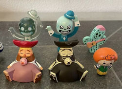 Disney Vinylmation Park Starz Series 3 Lot W Chaser And Variations Partial Set