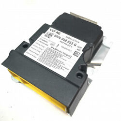 Genuine Audi Srs Airbag Control Module 8w0959655g New Factory Part