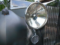 Rolls Royce Silver Dawn Wraith Bentley Clock. The Worlds Largest Used Inventory