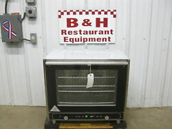 Bki Mt200 Commercial Half Size Counter Top Convection Oven - Never Used