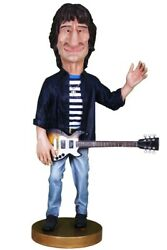 Rolling Stones R. Wood Life Size Statue Display Prop Rock N Roll Prop Decor