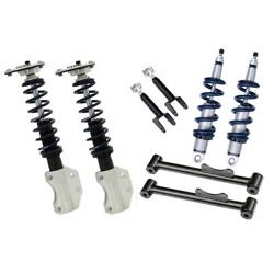 Ridetech 12120210 Complete Hq Series Coilover Kit, 79-89 Mustang