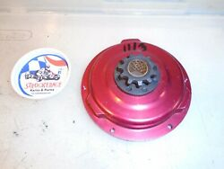 Vintage Racing Go Kart Nos Steel Nytro Clutch Drum 3 Disc 11 T 219 Ch Cart Part