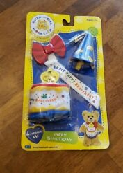 Build A Bear Accessorize Me Birthday Brand New Hard To Find