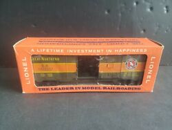 Lionel 6464-450 Type Ii Great Northern Boxcar Scarce In Box C-8 H.10