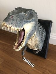 Weta Collectibles V-rex Bust King Kong Movie Brand New Not Sideshow Collectibl