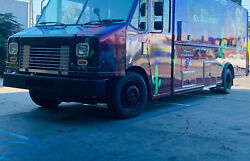2018 Ford F-59 Full Kitchen Food Truck W/ Low Milage 7764