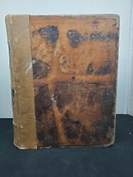 1888 Websters Dictionary Unabridged 2012 Pages. 133 Years Old Very Rare