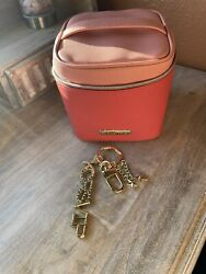 Michael Kors Mini Cosmetic Case With Key fob $42.00
