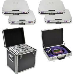 1 Weigh Electronic Racing Scale, Computer Wheel Car Scale W/ Case