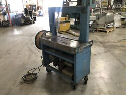 Gerrard Ovalstrapping Strapping Machine No. G0 415