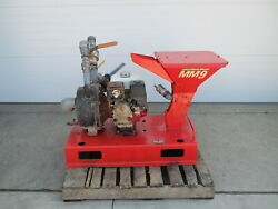 Ditch Witch Mm9 Mud Mixing System Pump And Motor Only No Tank Used Free Shipping